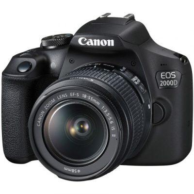 Canon EOS 2000D (18-55MM)