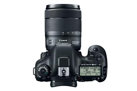 Canon 7D Mark II (18-135MM) USM