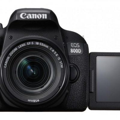 Canon EOS 800D (18-55MM)