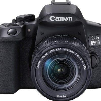 Canon EOS 850D (18-55MM)
